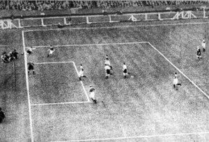 A film still shows ball over the line