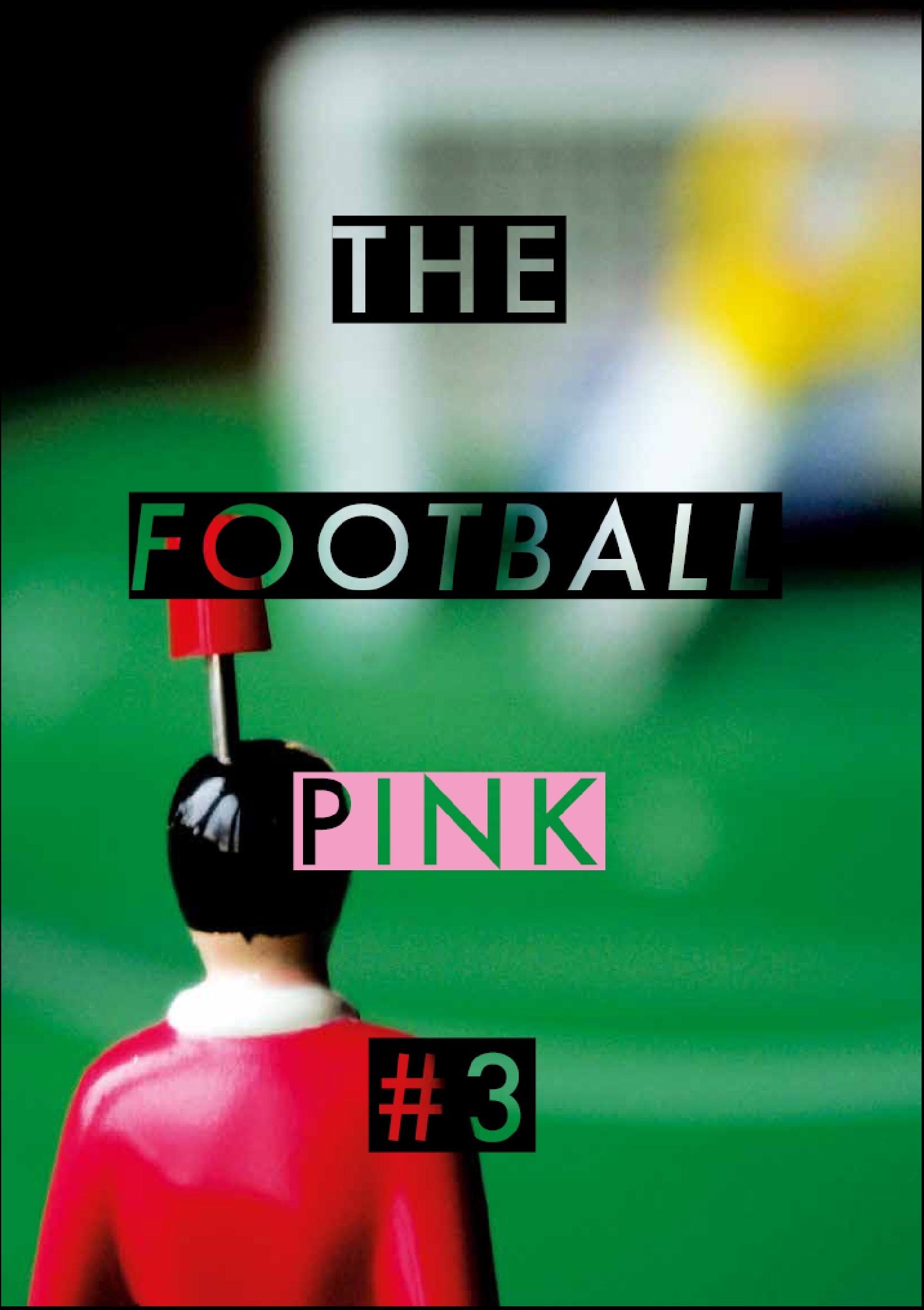 The Football Pink – Issue 3