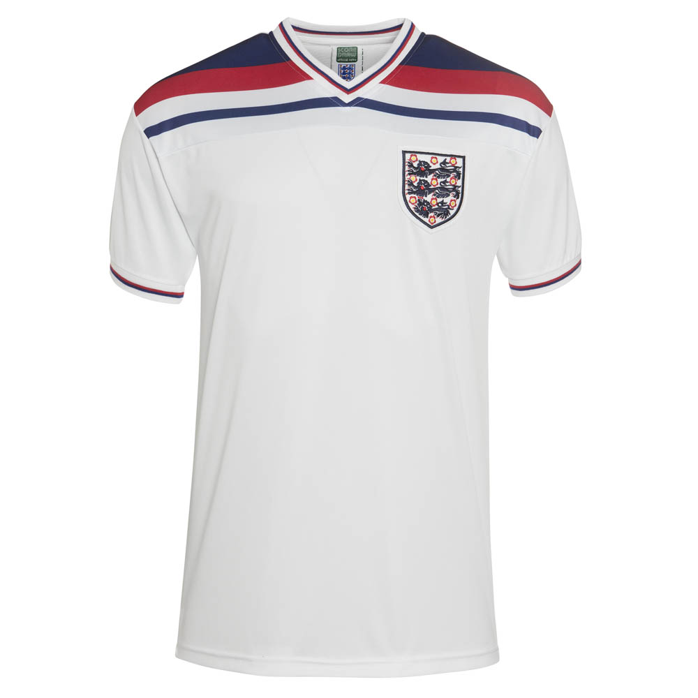 Euro 80 where a ban on advertising meant the admiral logo was