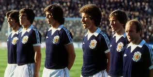 Image result for scotland 1978 world cup shirt