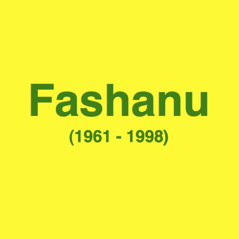 Fashanu single art