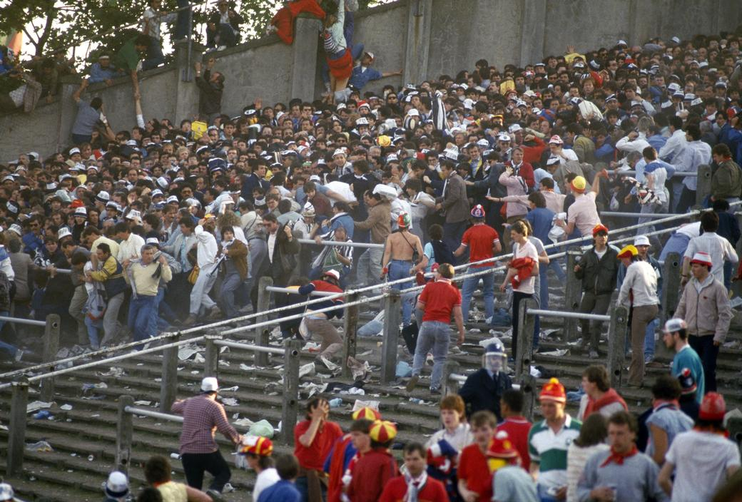 The Heysel Stadium Disaster 30 Years On A Liverpool Fan
