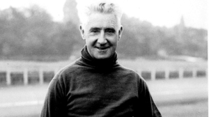 From the Aston Villa Archive Former Manager Jimmy Hogan