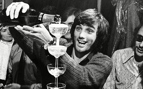 Image result for george best champagne