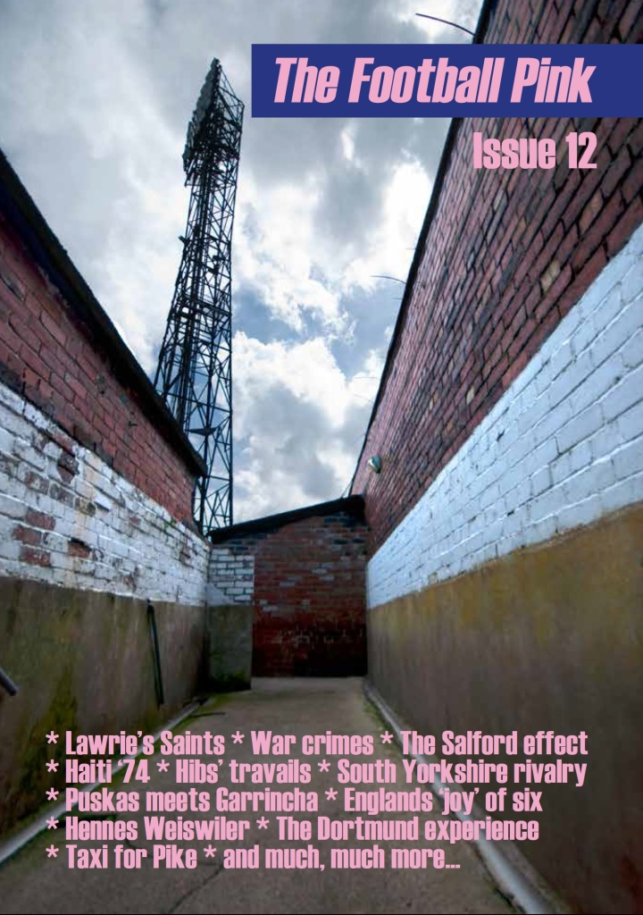 Issue 12 front cover 1